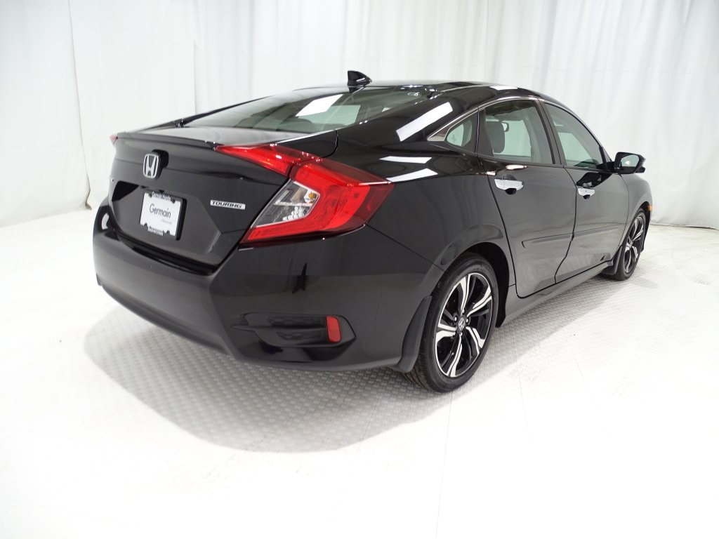 Certified Pre-Owned 2016 Honda Civic Touring