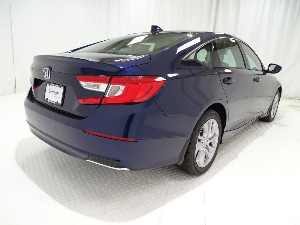 Certified Pre-Owned 2020 Honda Accord LX