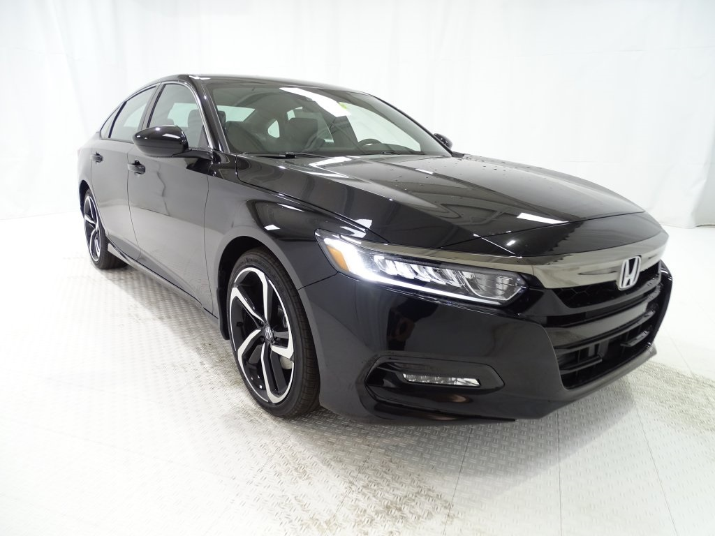 Certified Pre-Owned 2020 Honda Accord Sport