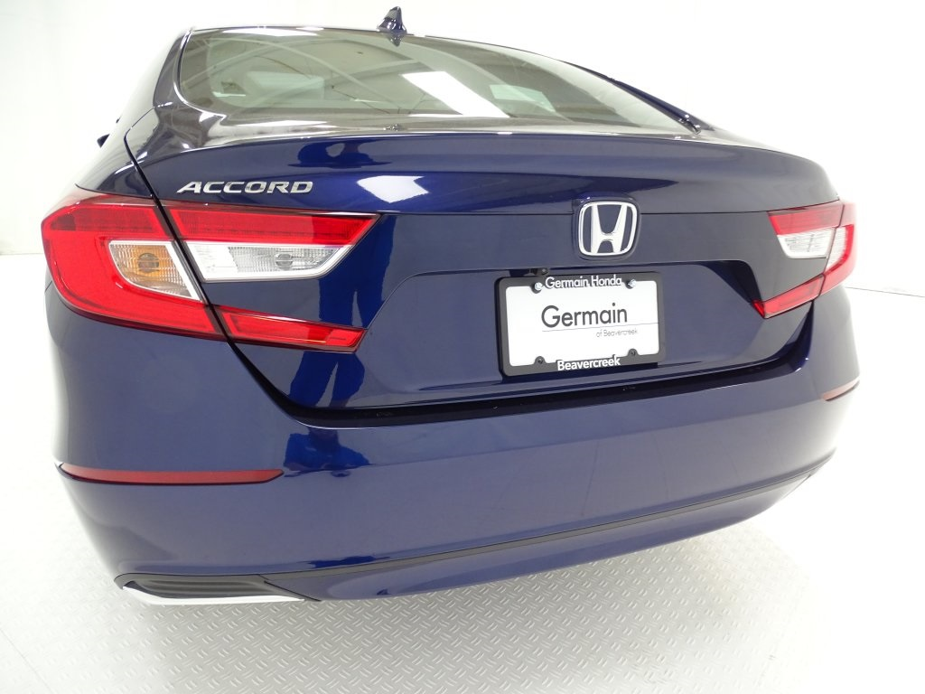 Certified Pre-Owned 2019 Honda Accord EX