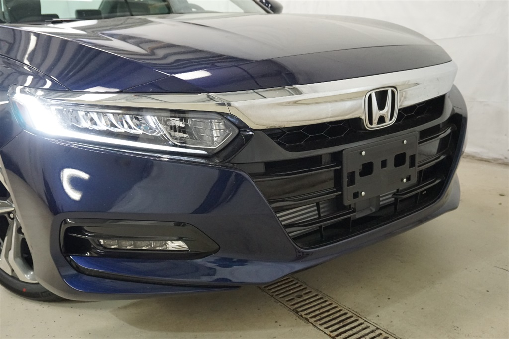 New 2019 Honda Accord EX