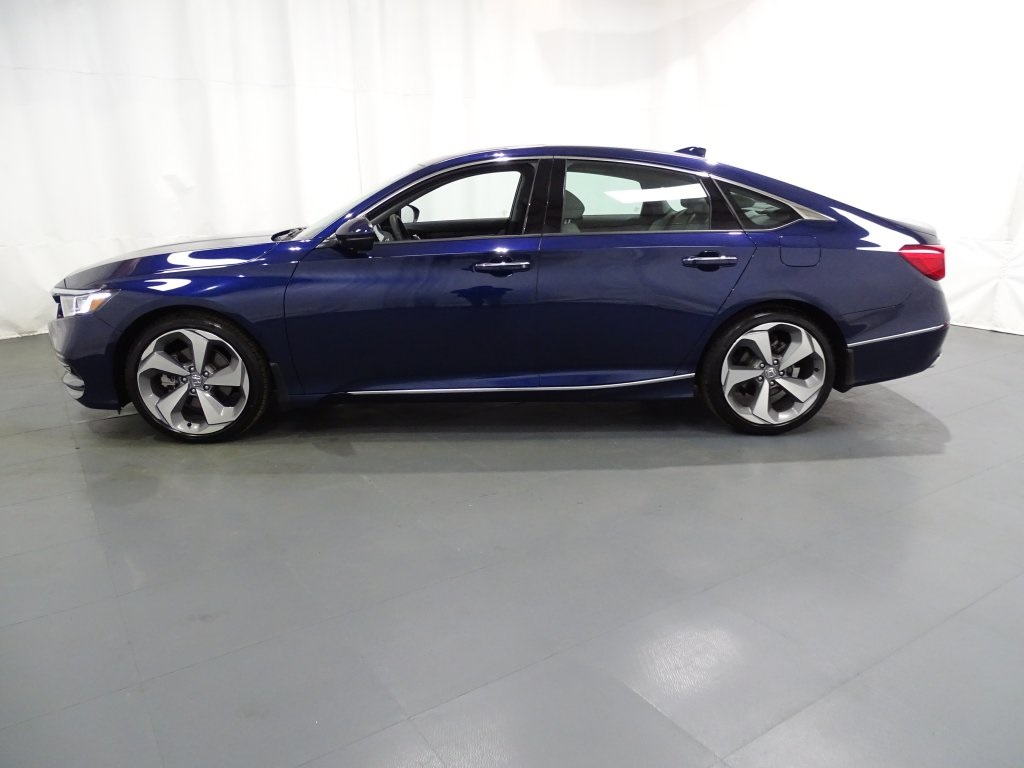 Certified Pre-Owned 2019 Honda Accord Touring 2.0T