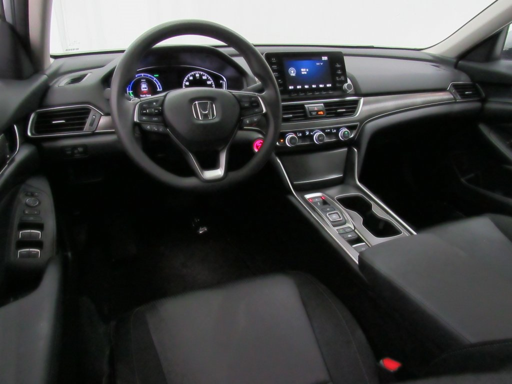 Certified Pre-Owned 2018 Honda Accord Hybrid
