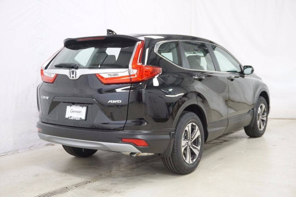 Certified Pre-Owned 2019 Honda CR-V LX