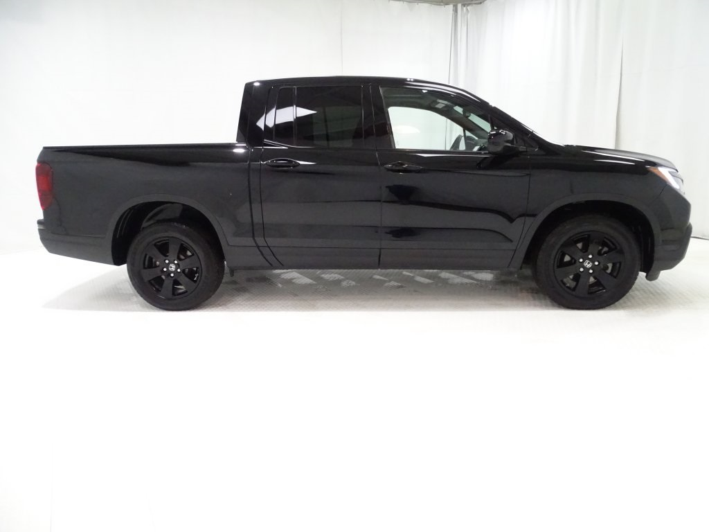 Certified Pre-Owned 2019 Honda Ridgeline Black Edition