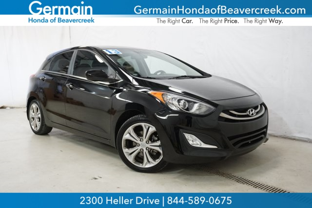 Pre Owned 2013 Hyundai Elantra Gt Base 4d Hatchback In Beavercreek