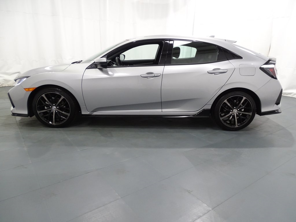 Certified Pre-Owned 2020 Honda Civic Sport