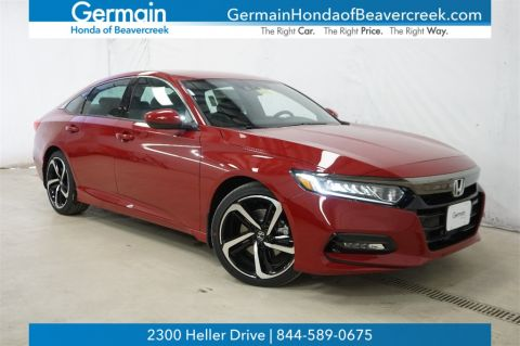 309 New Honda Cars, SUVs for Sale in Beavercreek, OH