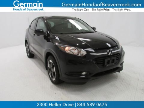 Certified Pre-Owned 2018 Honda HR-V EX