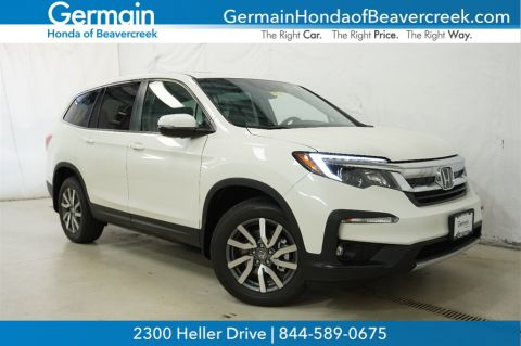 New 2019 Honda Pilot EX-L w/Navigation and Rear Entertainment System